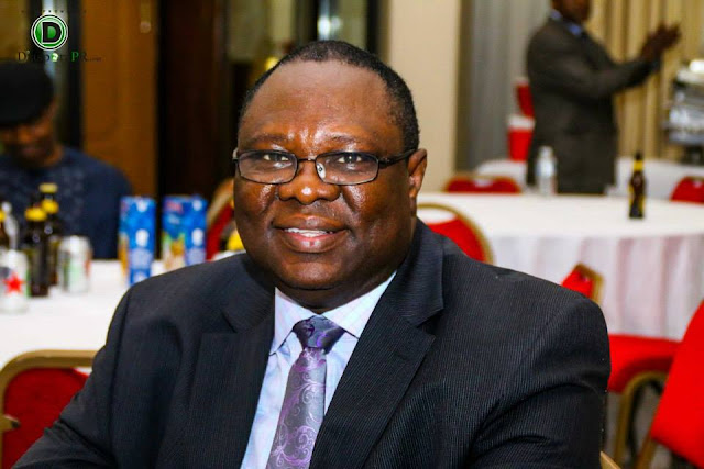 Olukunle Bamgbose Acting High Commissioner to the UK
