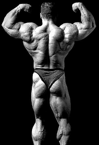 Dorian Yates | Body Building Instructor
