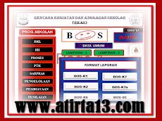 Aplikasi RKAS Versi 17 Format Excel.Xlsx