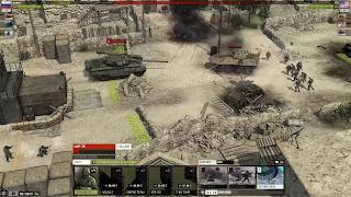 warfare online frente a frente