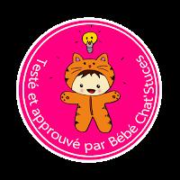Logo BébéChat testé