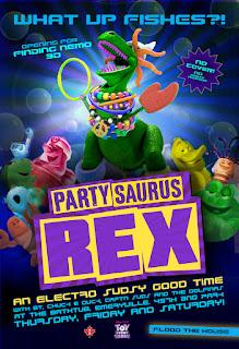 Partysaurus Rex dublat in romana