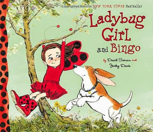 Ladybug Girl and Bingo for summer theme preschool