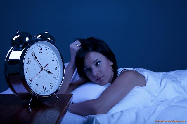 Susah Tidur Jangan Didiamkan, Ini Daftar Penyakit Yang Mengancam Anda, Mengerikan!
