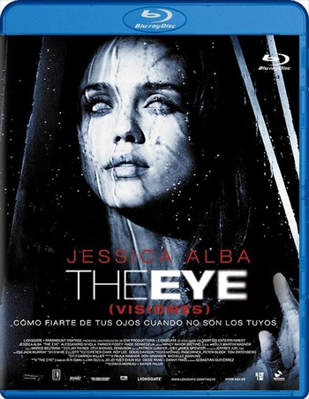 The Eye 2008 Dual Audio Hindi 480p BRRip 350MB