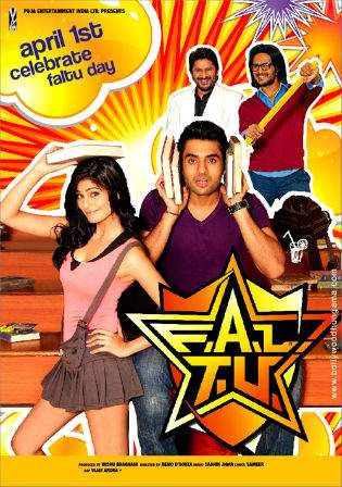 F.A.L.T.U 2011 DVDRip 900MB Full Hindi Movie Download Watch Online bolly4u