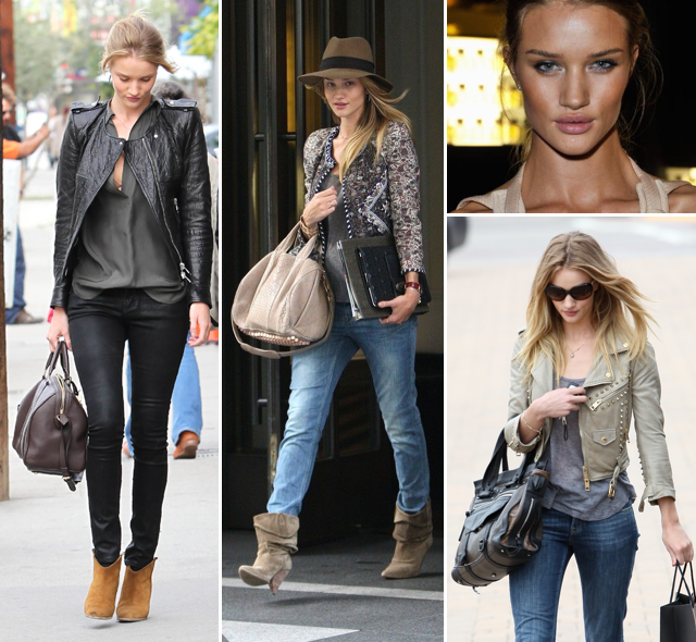 Style Crush : Rosie Huntington-Whiteley