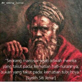 Sejarah yang sesungguhnya tentang Syech Siti Jenar Naon WAE News