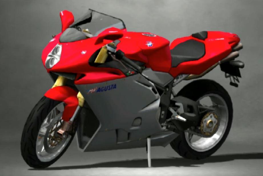 MV Agusta F4 1000S 2005