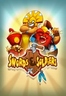 Swords and Soldiers Cover Art, Free Download