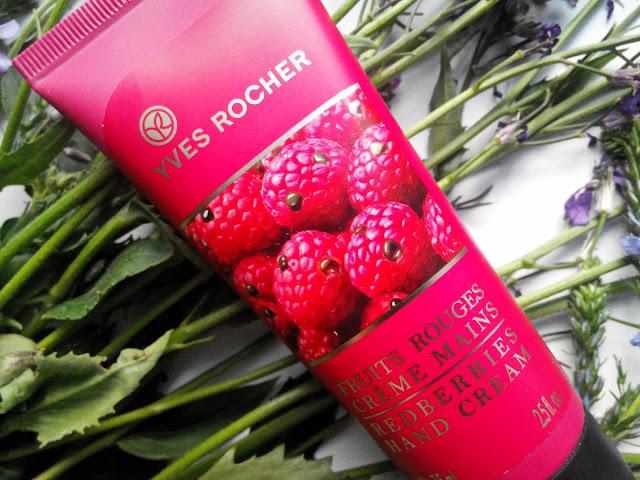 """Крем для рук """"Красные ягоды"""" Yves Rocher Redberries Hand Cream"""