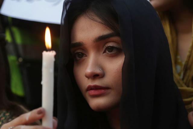 Как наказали бесстыжую мать за то, что она выдала 13-летнюю дочь замуж в Пакистане