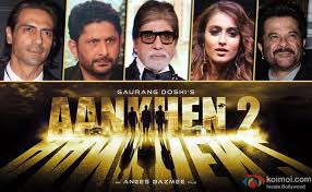Aankhen 2 Upcoming movie Amitabh Bachchan New upcoming movie Poster & Release date, star cast