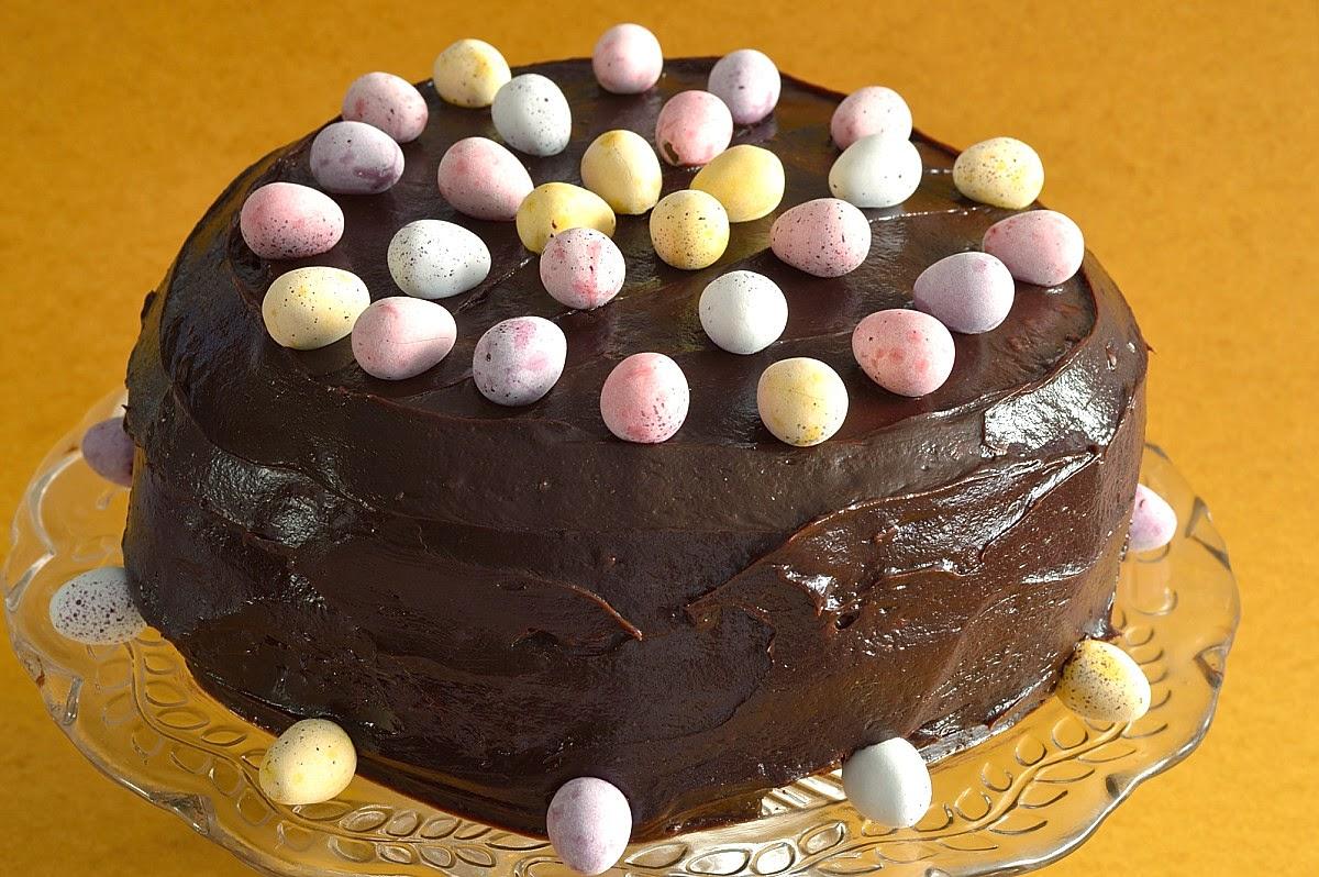 Easter Cake Recipes Uk