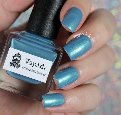 Vapid Lacquer Tidal | Summer Shimmers Collection