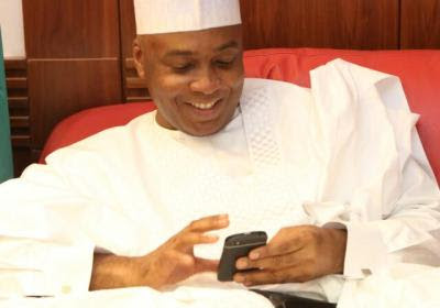 Saraki Reacts After Being Accused Of Hijacking Not-Too-Young-To-Run Platform To Declare For Presidency