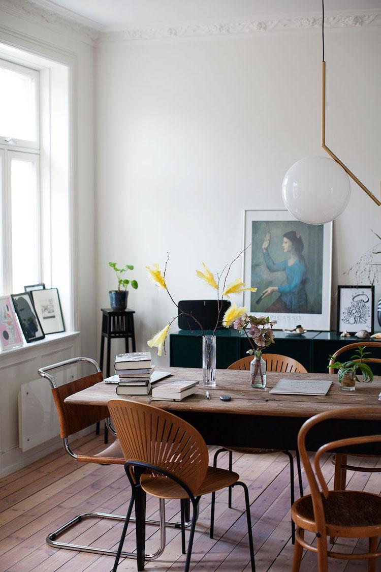 my scandinavian home: The cool home of a Norwegian blogger