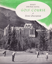 Rolly Martin Country Banff Springs Hotel Golf