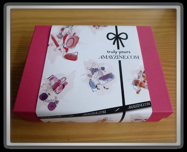 Truly Yours Amayzine oktober box