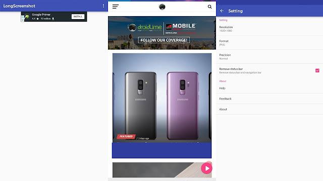 Inilah Cara Mengambil Screenshot di Android Pie  Anda 1