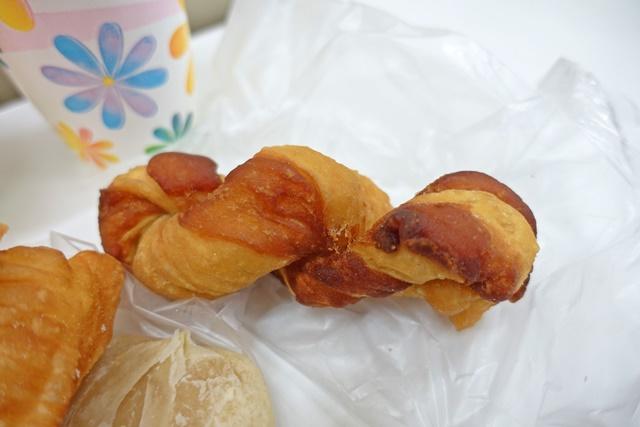 熊記燒餅油條專賣店~麻花