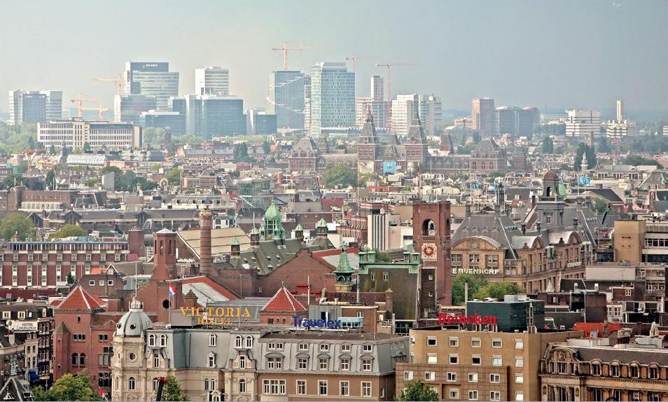 Amsterdã | Capital da Holanda