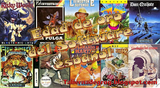 Videojuegos Edad de oro del Software español
