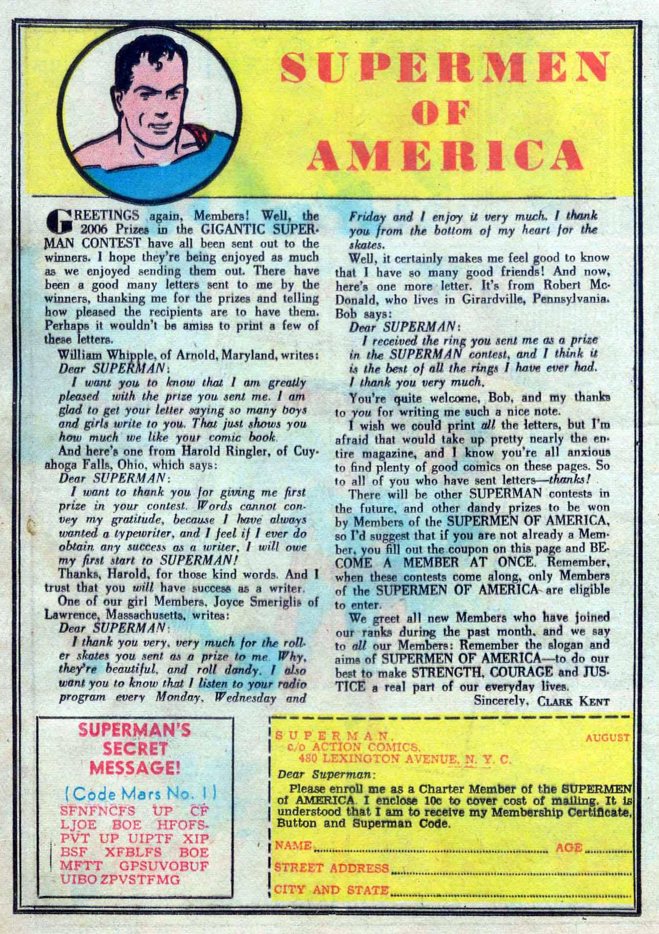 Read online Action Comics (1938) comic -  Issue #27 - 20