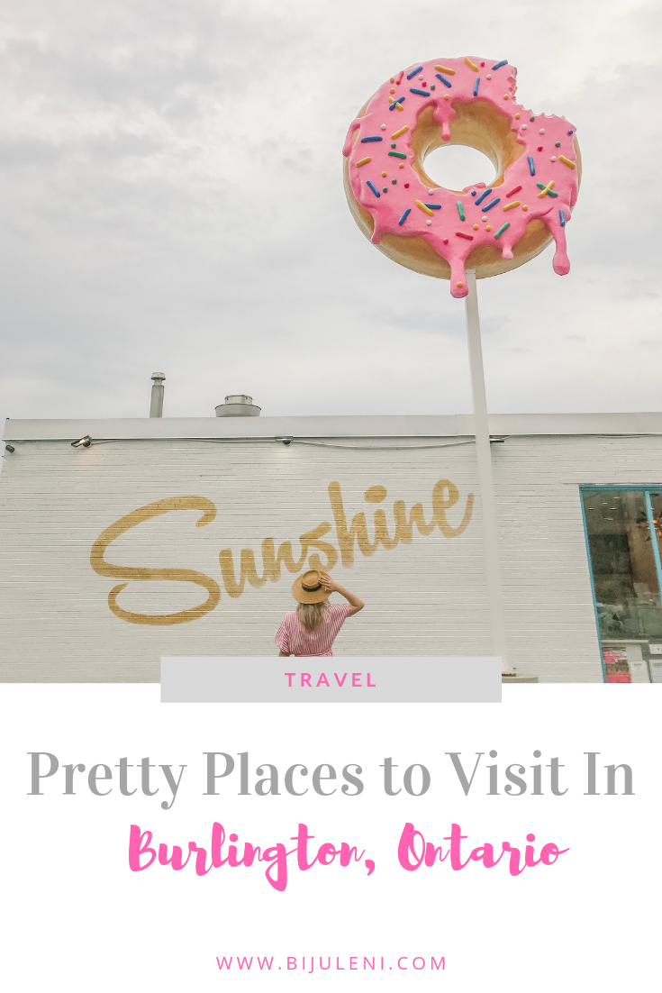 Bijuleni - Pretty Places to Visit In Burlington, Ontario