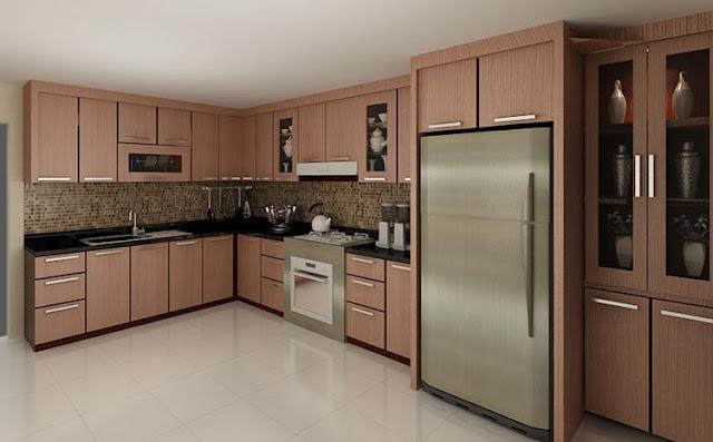 53 Model Dapur Desain Kitchen Set Minimalis Ini Sangat Berbeda