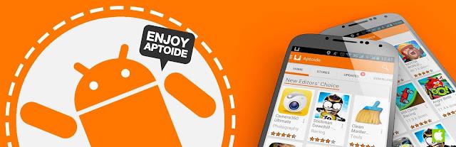 تحميل برنامج ابتويد Aptoide لتحميل التطبيقات المدفوعة مجانا