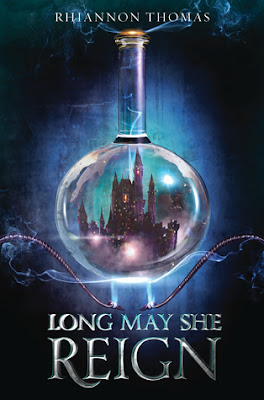 Review: Long May She Reign by Rhiannon Thomas