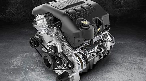 2018 FORD F-150 Engine