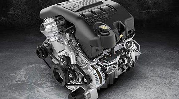 2018 FORD F-150 Engine
