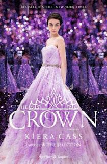 The crown copertina