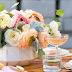Chá de Panela com muitas flores!
