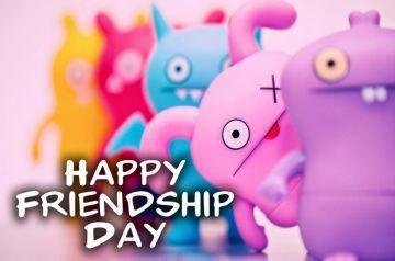 Long Distance Friendship Day Status