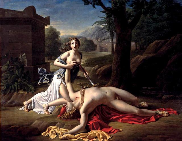 Pierre Claude Gautherot: Piramo e Thisbe