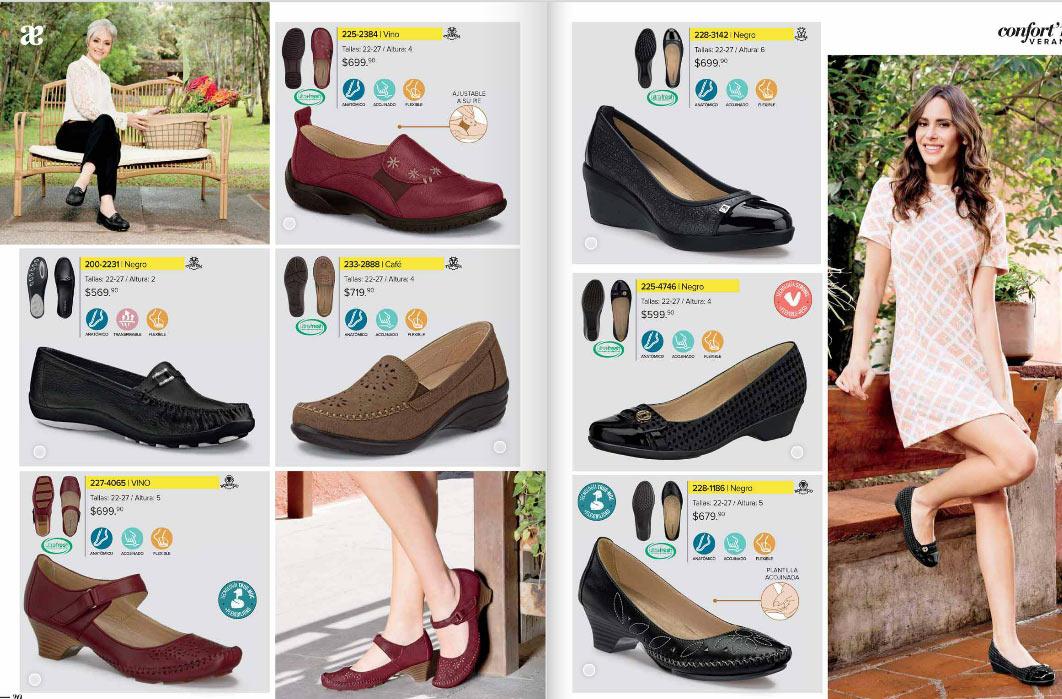 Zapatos Andrea confort verano 2016  digital