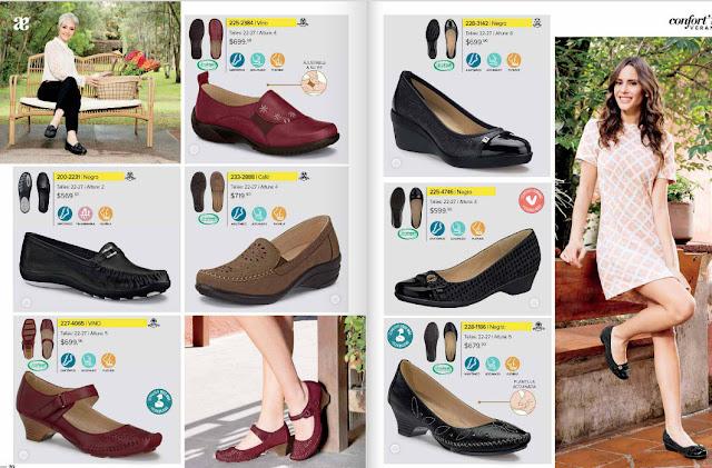 Zapatos Andrea confort  verano 2016 : digital