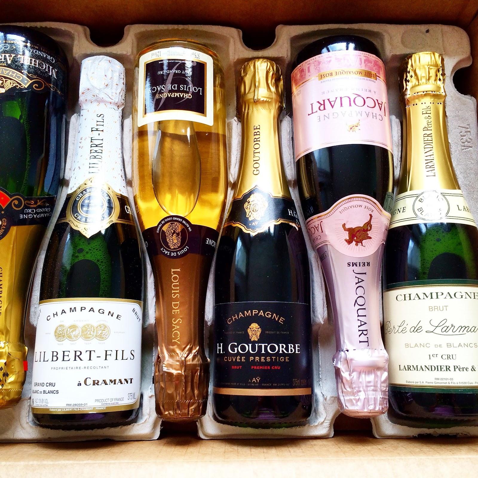 Blir lite mindre champagne i kvall