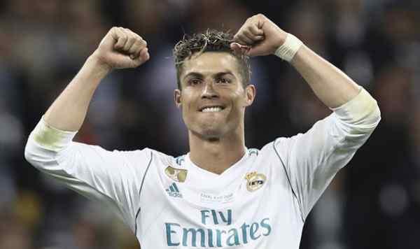 Real Madrid Bersedia Melepas Ronaldo