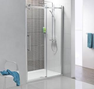Jual Kaca Shower Penyekat Kamar Mandi Minimalis Kediri