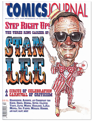 Stan Lee Comics Journal