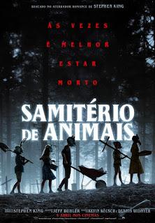 Pet Sematary - Poster Nacional & Segundo Trailer