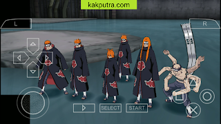 Game PPSSPP The Last Naruto The Movie (Mod) CSO di Android