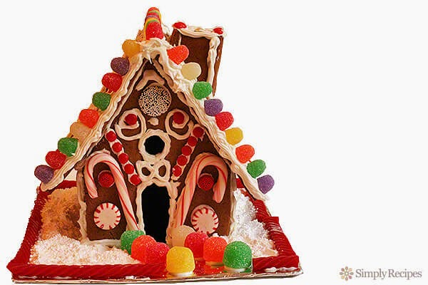 Gingerbread House, Simply Recipes
