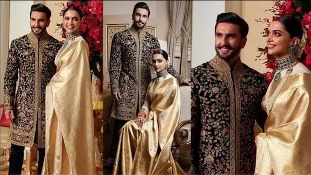 Deepika-Ranveer's Bengaluru wedding reception