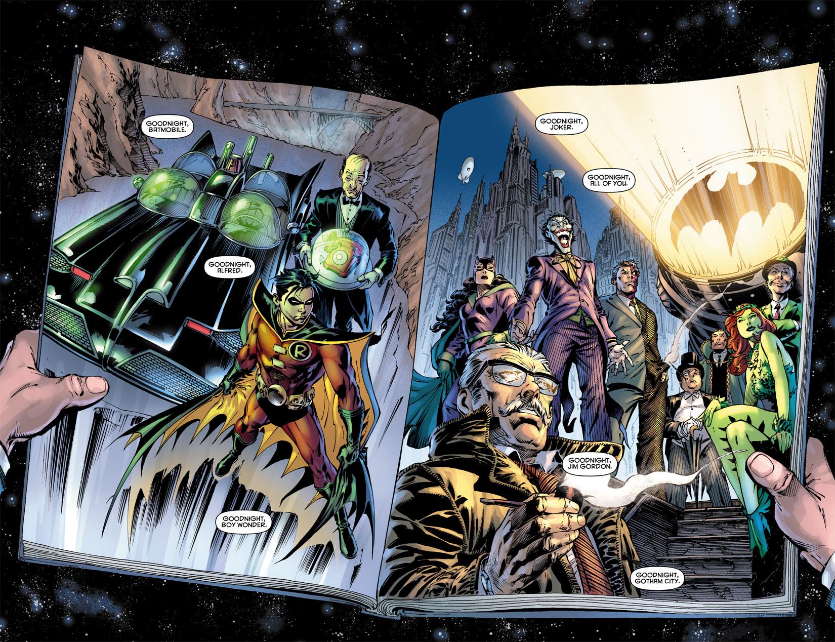 Detective Comics (1937) 853 Page 23