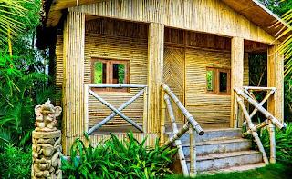 Desain Rumah Bamboo Modern 2016 1